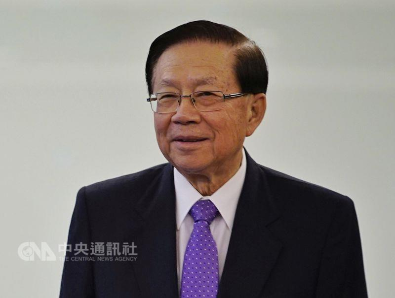 SEF Chairman Tien Hung-mao.