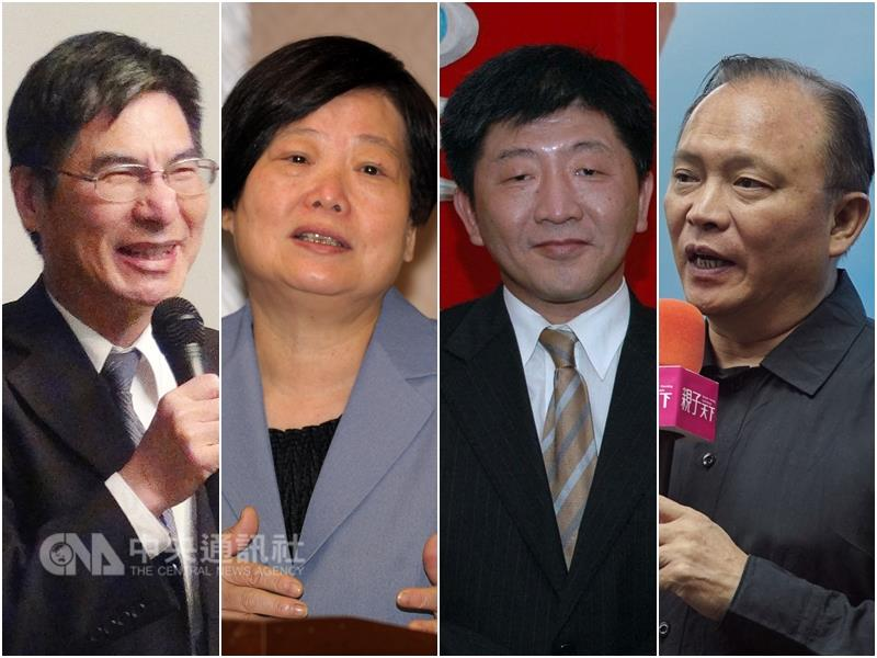 New ministers for science, labor, health and agriculture.