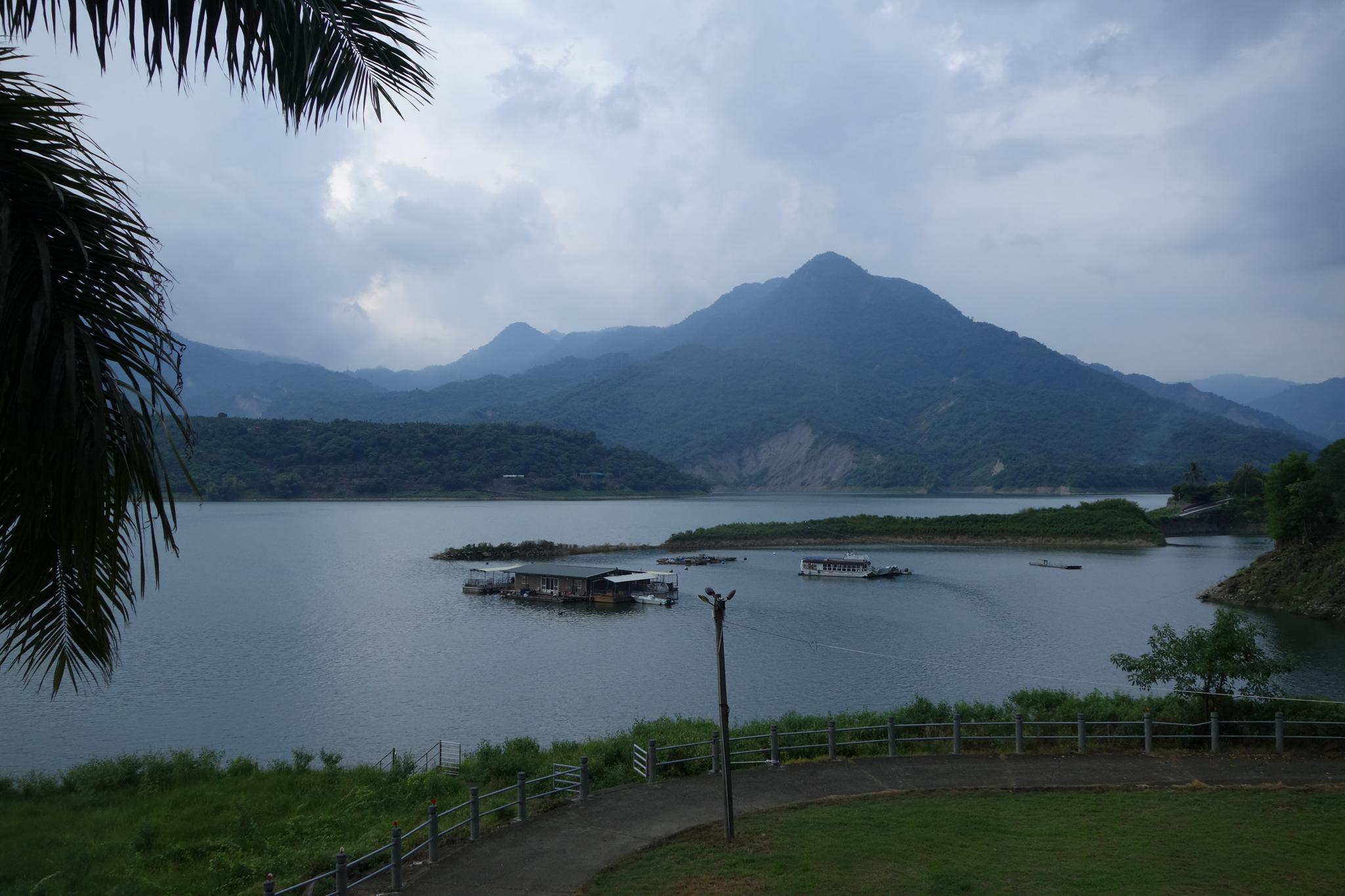 Tsengwen Reservoir in southern Taiwan (Photo by Michael A. Turton)