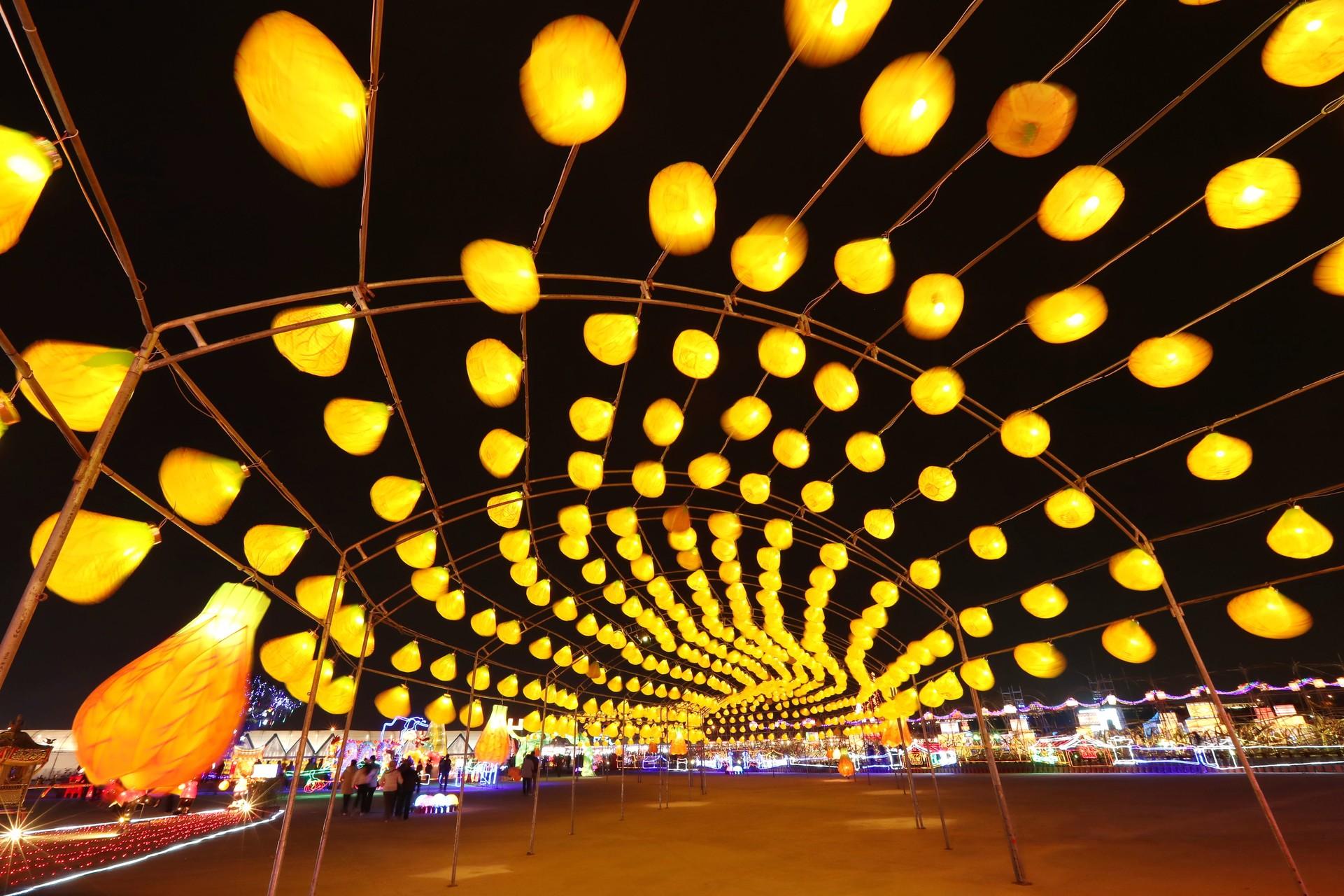 The 2017 Taiwan Lantern Festival (Photo by Taiwan Tourism Bureau)