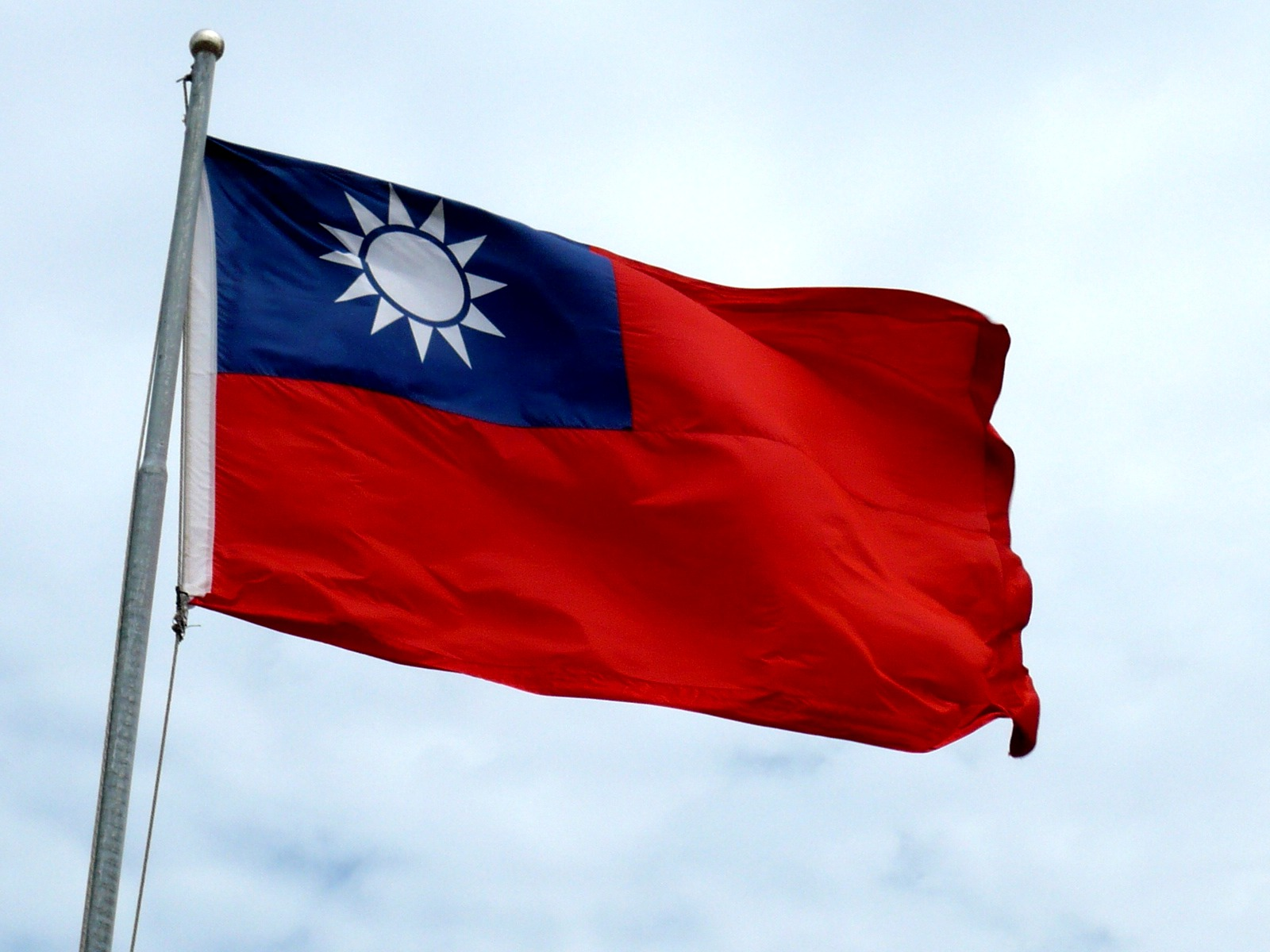 China threatens to block Taiwan's international space after legislators visit India