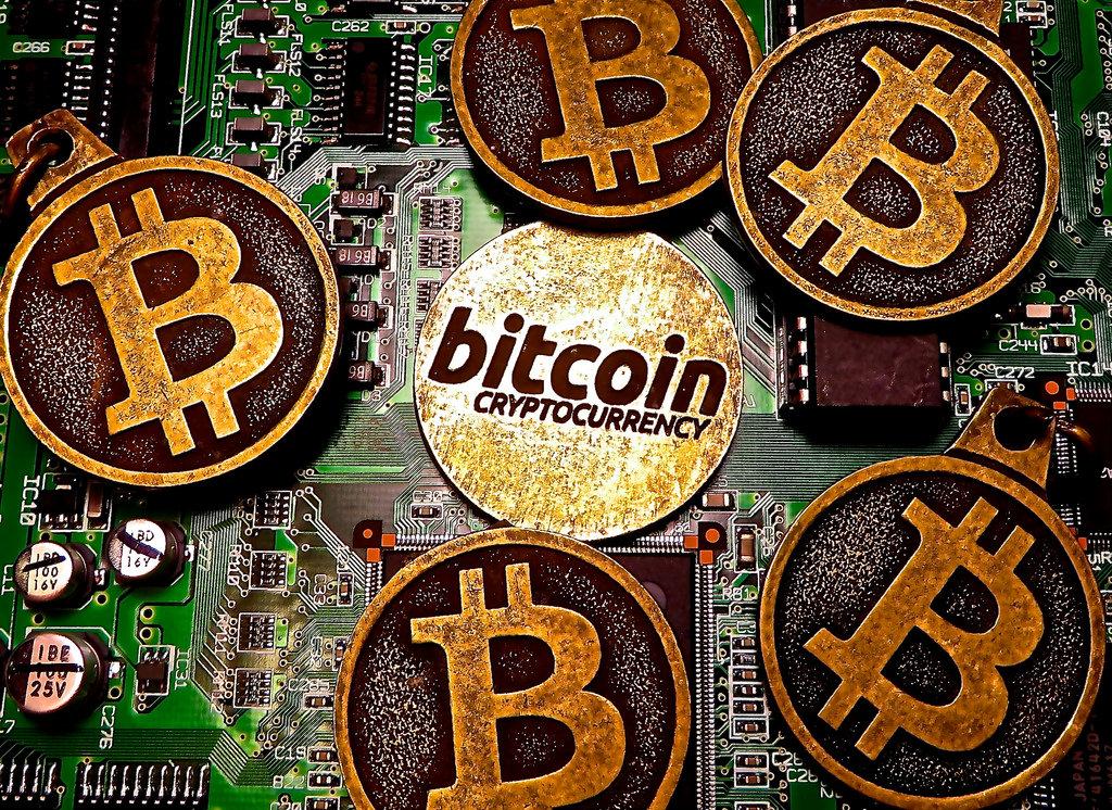 如今比特幣比黃金還值錢。(圖片來源:Flickr)