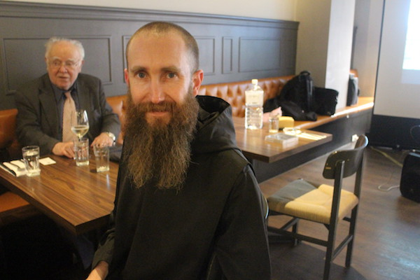 The Monks of Norcia auction beer in Taiwan to rebuild quake-destroyed monastery