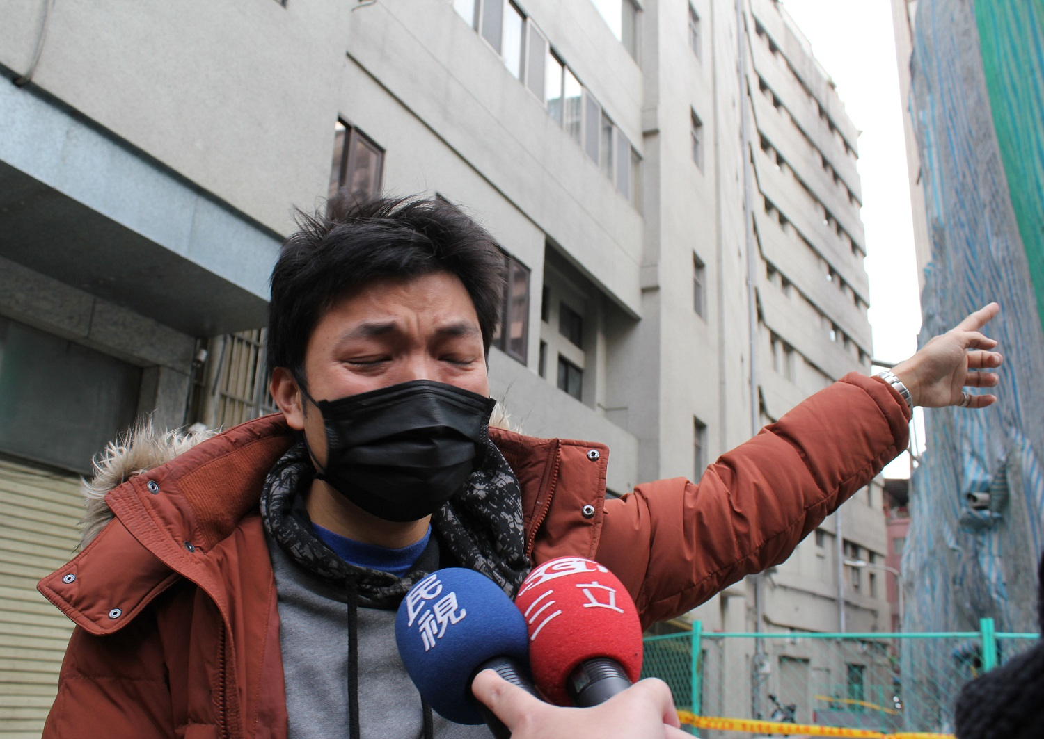 Taipei man's home torn down while meeting with construction co.