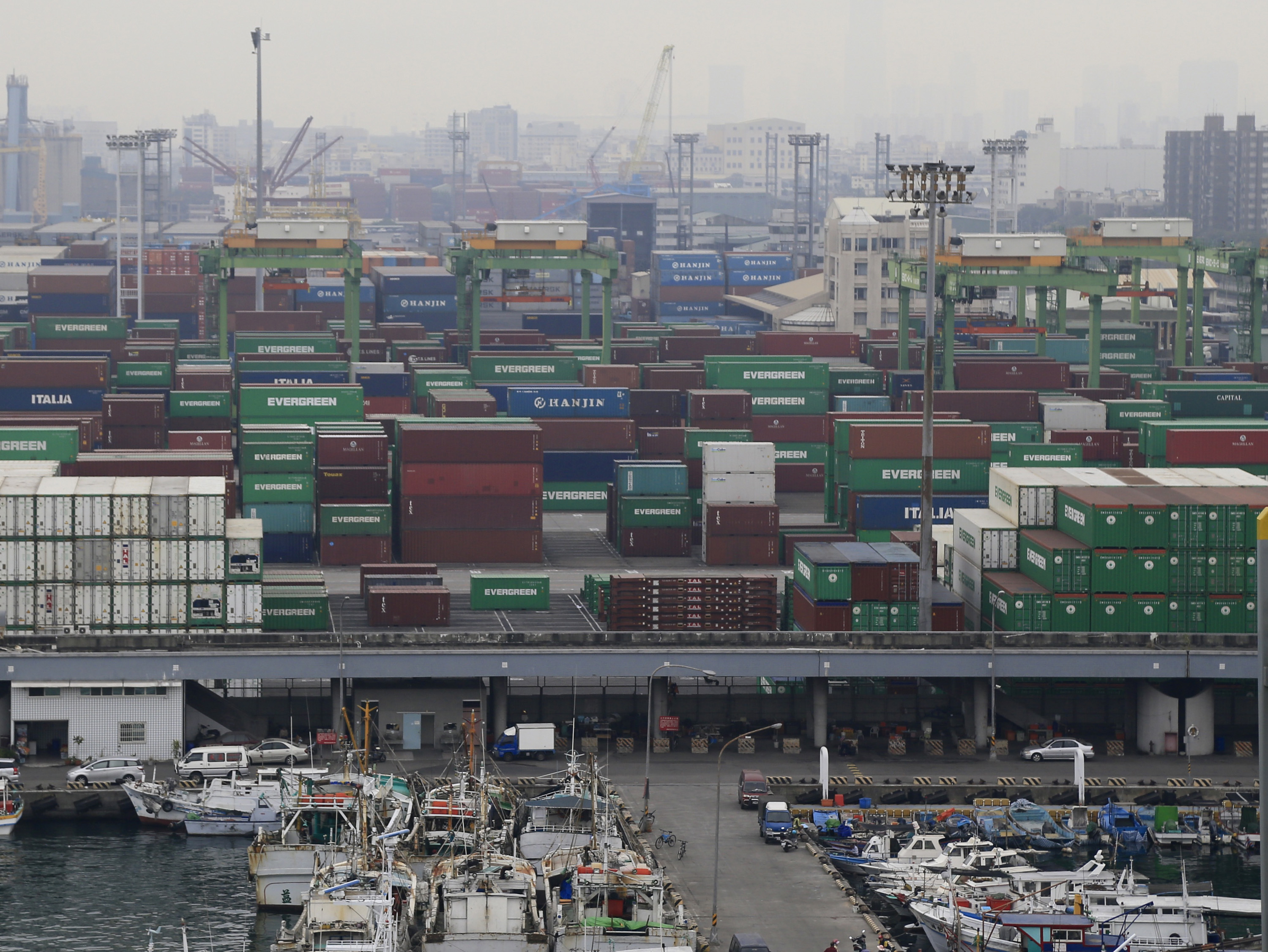 Taiwan exports rise for 5th straight month in February