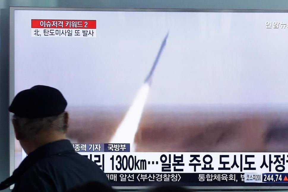 薩德登韓 中國外長:美朝恐爆發全面衝突