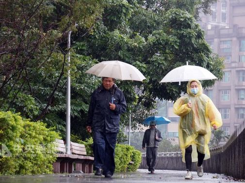 The cool and wet weather pattern in northern and eastern Taiwan on Wednesday is likely to linger until Saturday, according to CWB