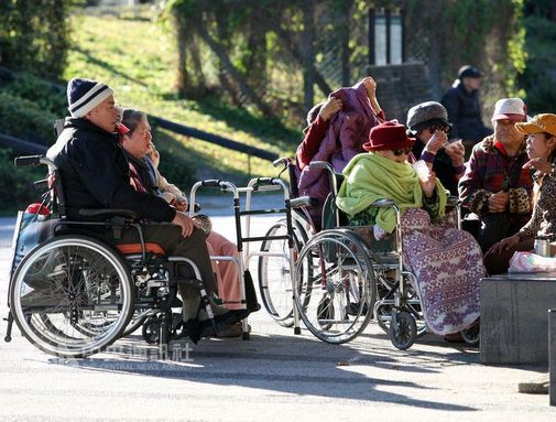 Taiwan aging index reaches all-time high