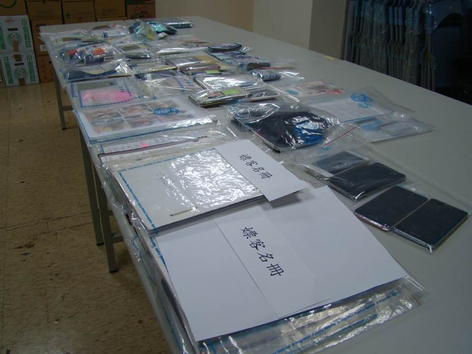 Human trafficking ring busted for prostituting Chinese women