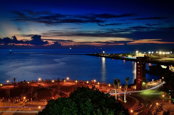 The most beautiful college campuses in Taiwan