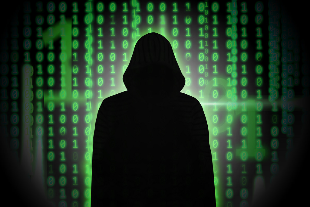 A concept photo of a hackers from Flickr.