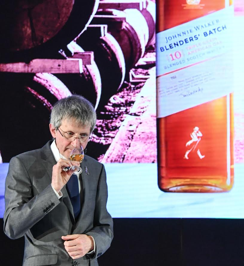 Johnnie Walker rolls out Blenders' Batch No 3 in Taiwan