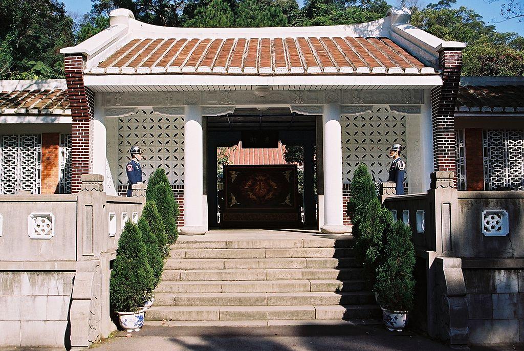 Cihu Mausoleum in Taoyuan has suffered a decline in tourists