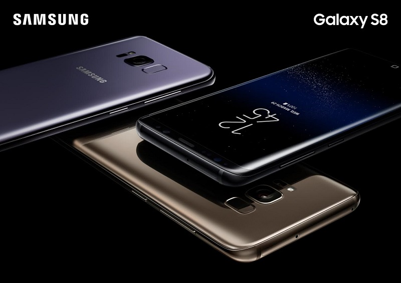 Samsung introduced the Galaxy S8 and S8+ to the world on Wednesday, saying the latest flagship models have a variety of new service offerings, includi