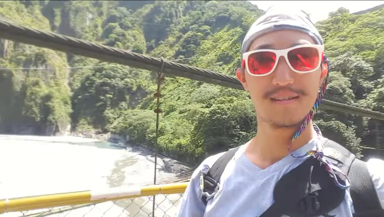 """Screen capture from video """"Taiwan Adventures"""""""