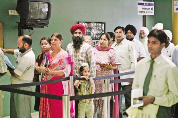 H-1B簽證緊縮,將大幅影響印度裔IT人才。(圖片來源:AP)