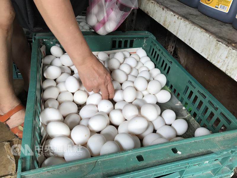 One Changhua farm responsible for dioxin in eggs