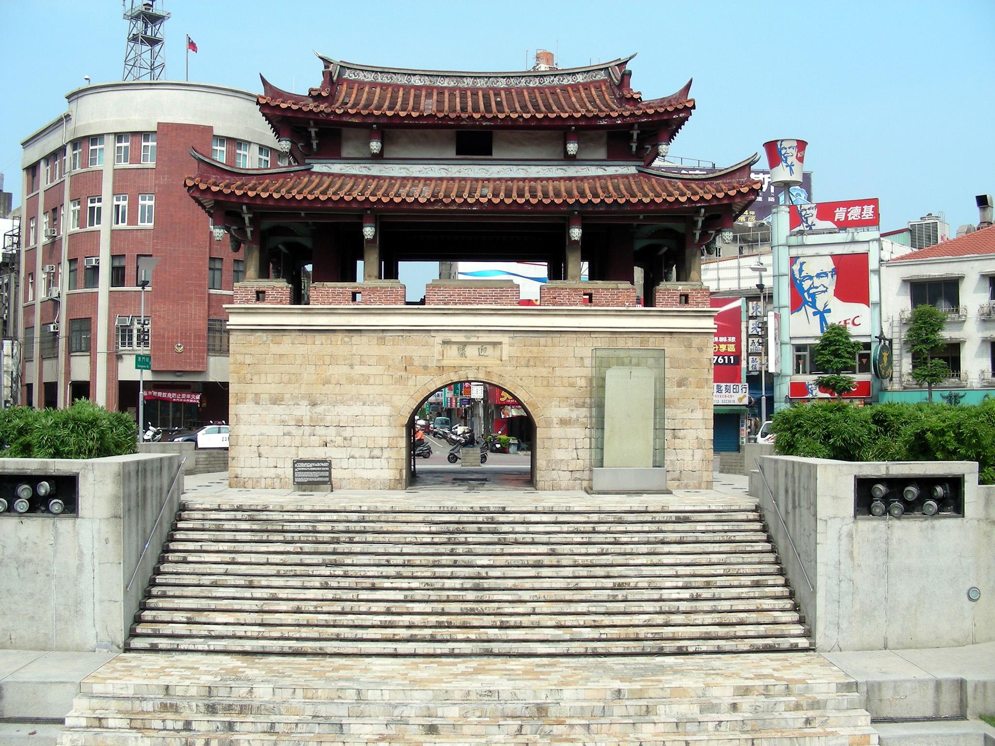 Hsinchu Yinxi Gate