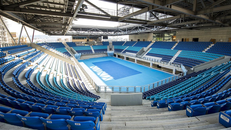Taipei Tennis Center