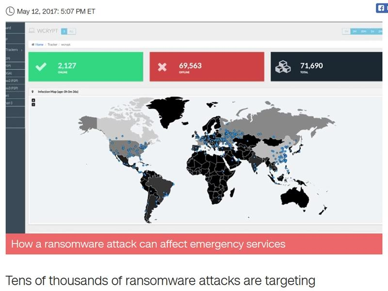 Microsoft Blames Government Stockpiling Of OS Exploits For Global WannaCrypt Outbreak