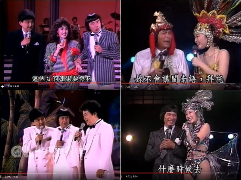 Photos from Chu Ke-liang's long career in showbiz.