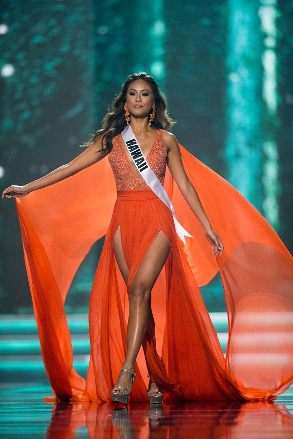 Julie Kuo first Taiwanese-born woman to compete in Miss USA contest