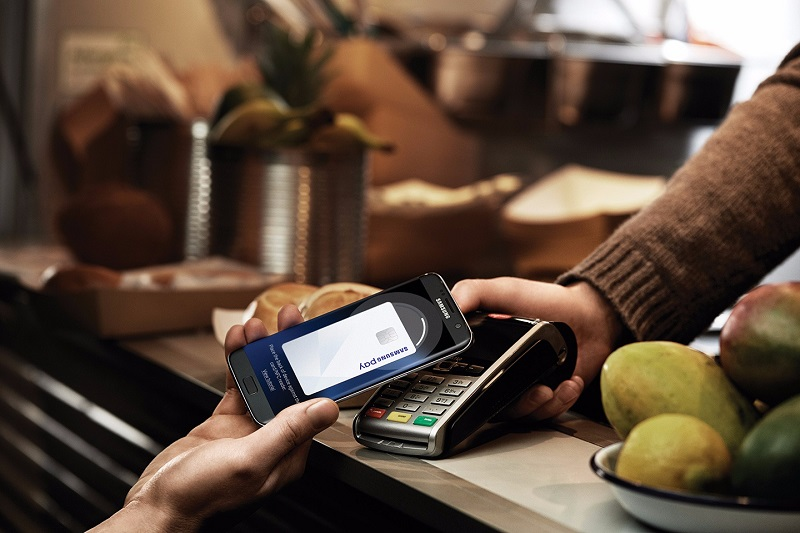 Samsung Pay gets rolling in Taiwan