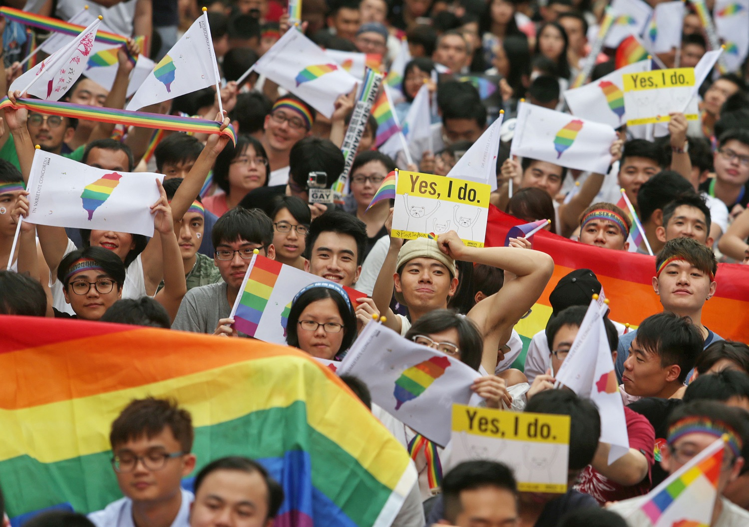 Constitutional Court ruled that same-sex couples have the right to marry
