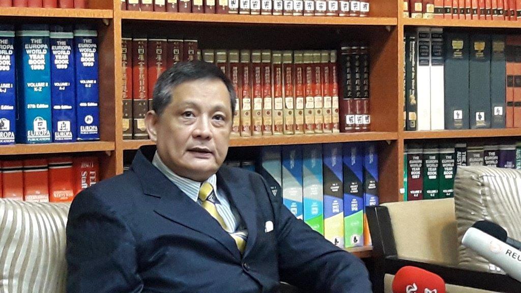 李新穎說,台灣援助類別主要為協助友邦及友好國家之社會及經濟建設。