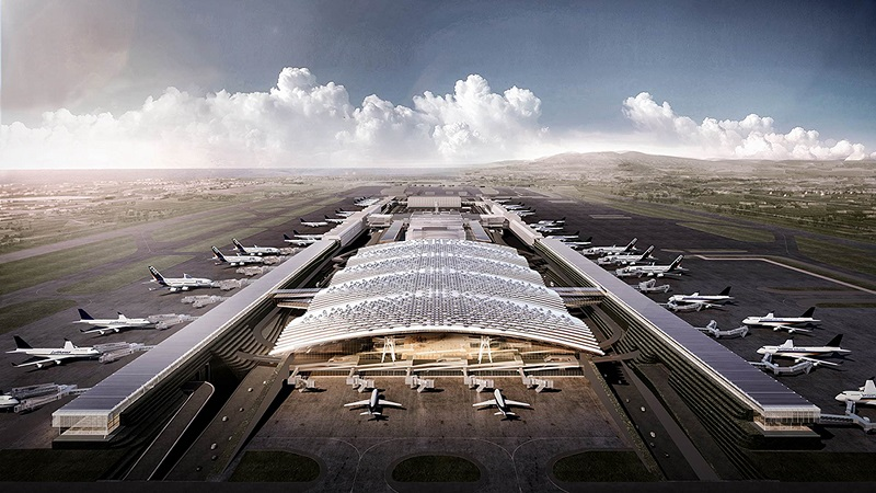 Construction of Taoyuan Airport Terminal 3 begins on Friday, project slated to complete by 2020
