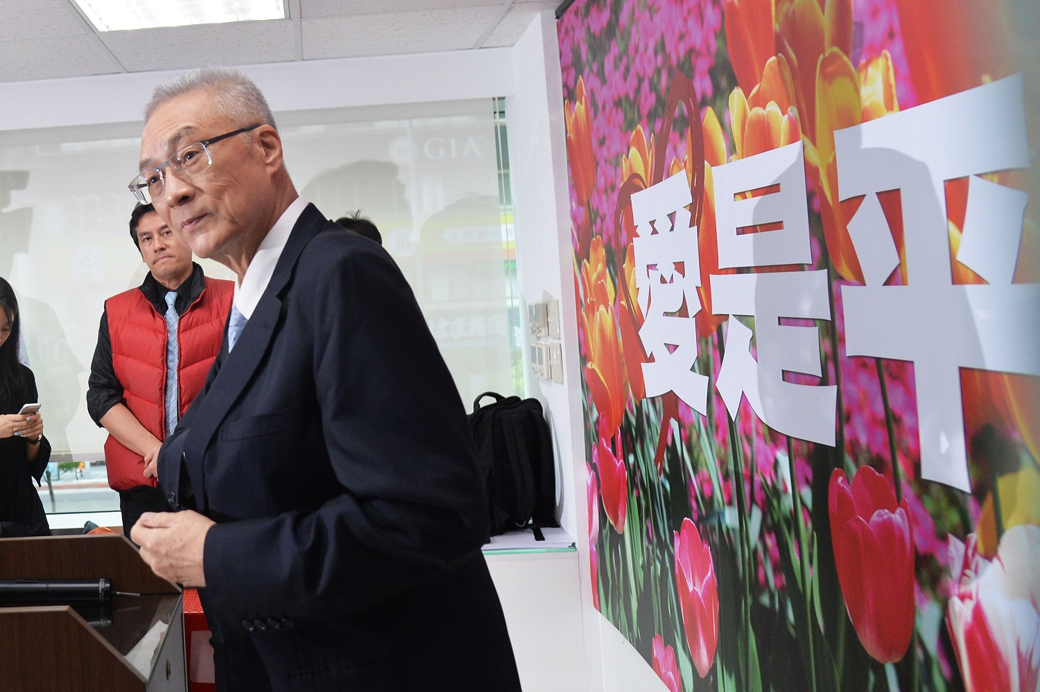 Chairman-elect of KMT shows support for same-sex marriage