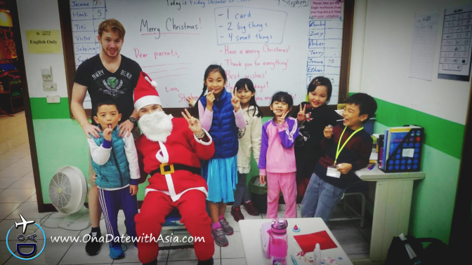 How to Find a Teaching Job in Taiwan