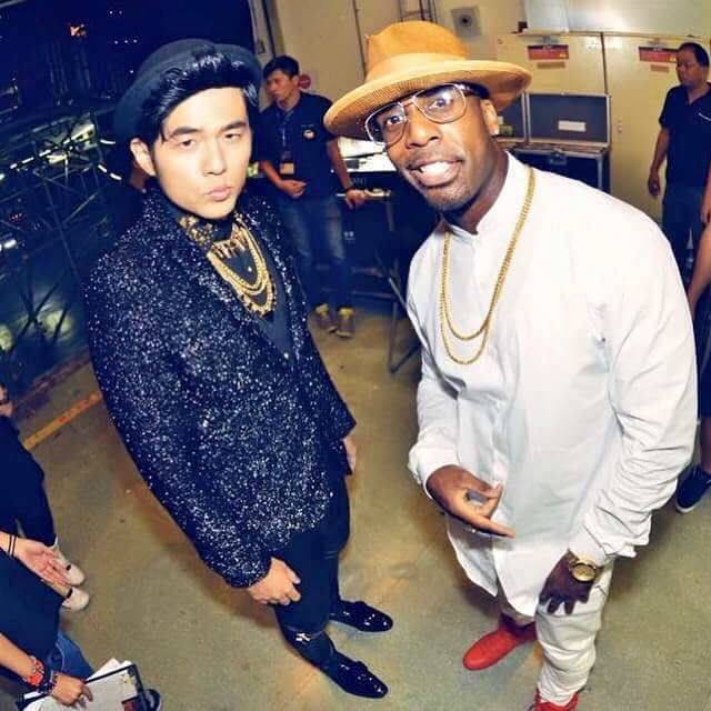 Black rapper 'Famous' releases music video shot in Kaohsiung