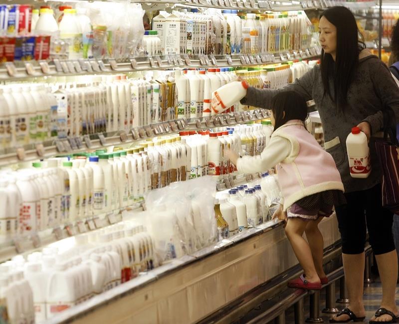 主計處表示,鮮奶漲幅9.15%為63個月漲幅最大,創逾5年新高。