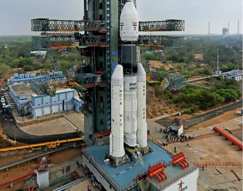 ISRO Launches GSAT-19 Using Heaviest Rocket- GSLV Mark III