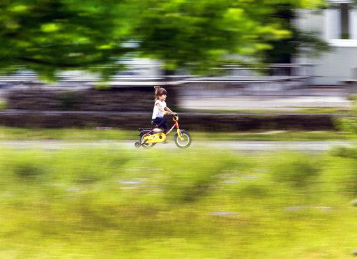 腳踏車成為哥本哈根市民最常見的交通工具,卻也成為塞車的一大主因。(圖片來源:AP)