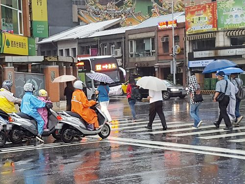 Hong Kong escapes major damage as Typhoon Merbok changes its course