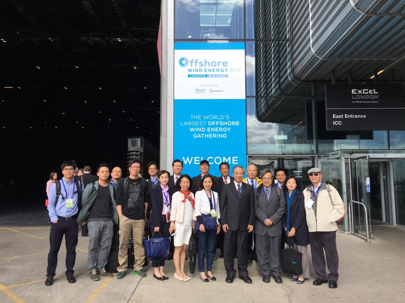 Taiwan Offshore Wind Industry Delegation Visi Taiwan News