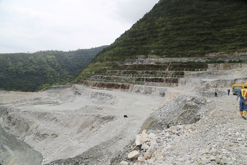 Boss of Taiwan's beleaguered cement mine defends digging deep for mining