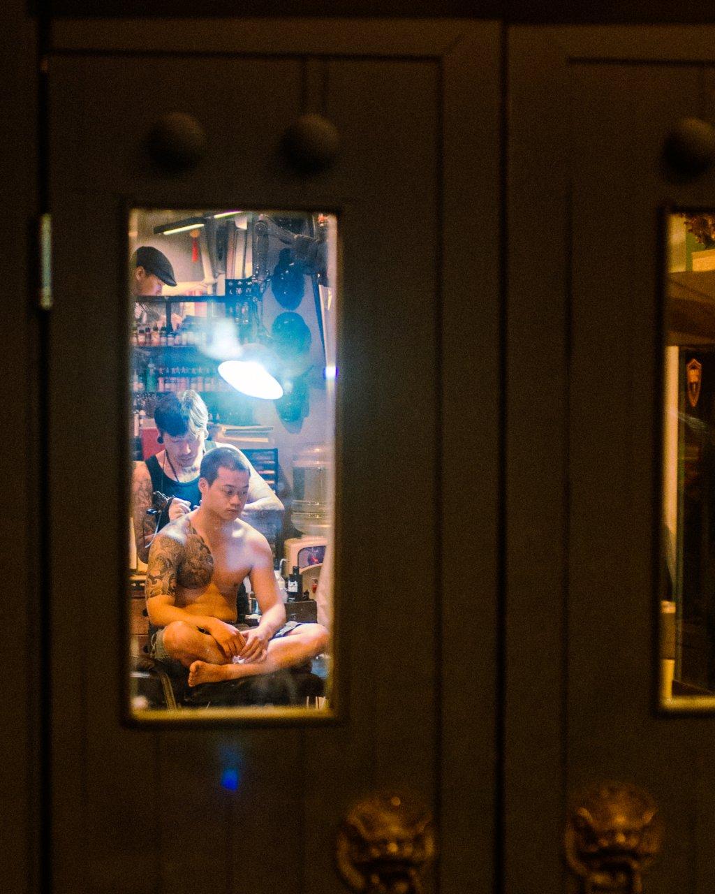 Street shots in Taipei