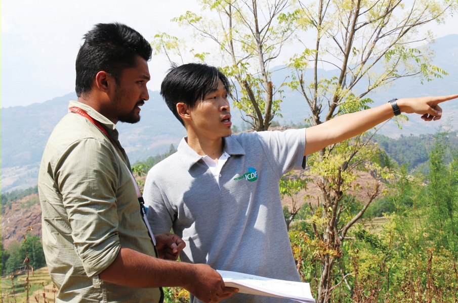 The Young Agricultural Ambassadors New Southbound Policy Exchange Program is sending its first groups of 18- to 35-year-old to Indonesia and the Phili...