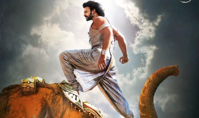 """Poster for film """"Bahubali 2"""""""