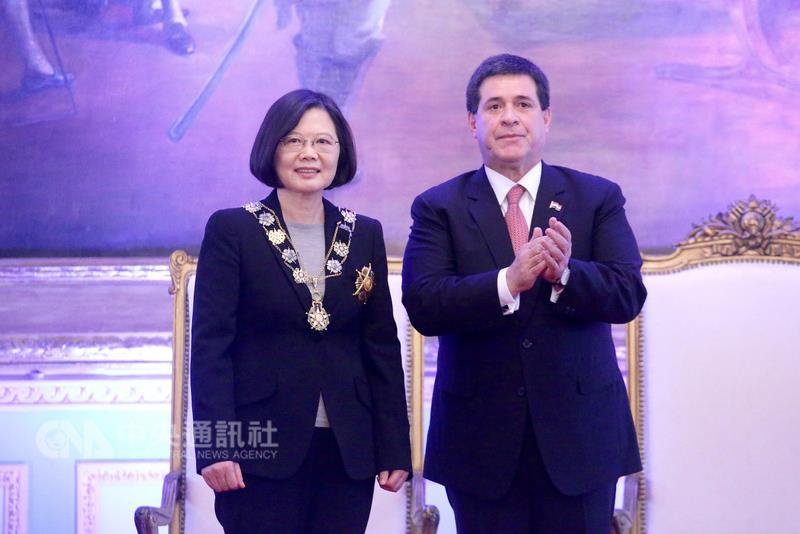 Paraguay President to visit Taiwan to mark 60 years of diplomatic relations