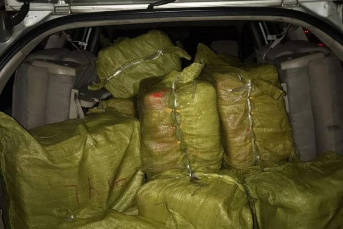 Indonesia seizes 1000kg of meth smuggled from China