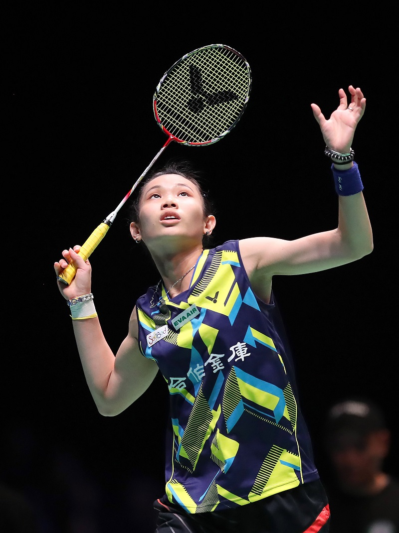 Badminton queen of Taiwan Tai Tzu ying expects best condition at