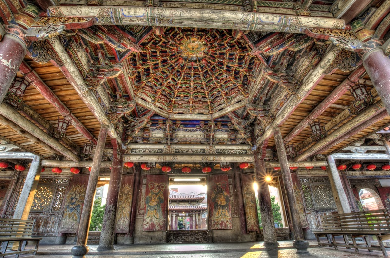 However, whichever sites you selected to visit from the map, you absolutely don't want to miss these two places—the Longshan Temple and the Lukang Old...