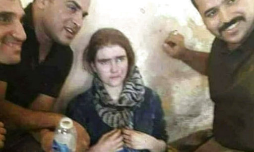German girl who joined ISIS wants to leave Iraq, return to family