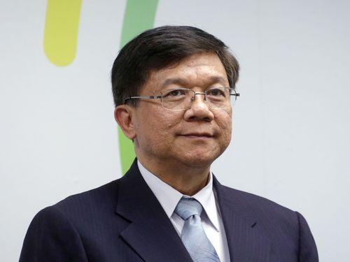 Economics Minister Lee Chih-kung.