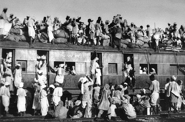 這大概是世界上最大的人口遷移之一,至少有1,000萬人口在這塊土地上奔走。