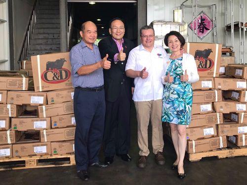 Honduran beef back in Taiwanese market